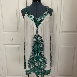 Dresses & Skirts - Sundress cover up one size fits most (about a med)